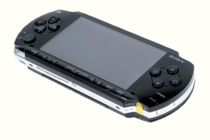 My new PSP