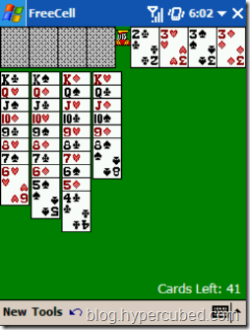 Unsolvable FreeCell